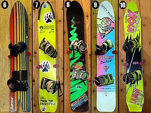 How to Store Snowboards feat img